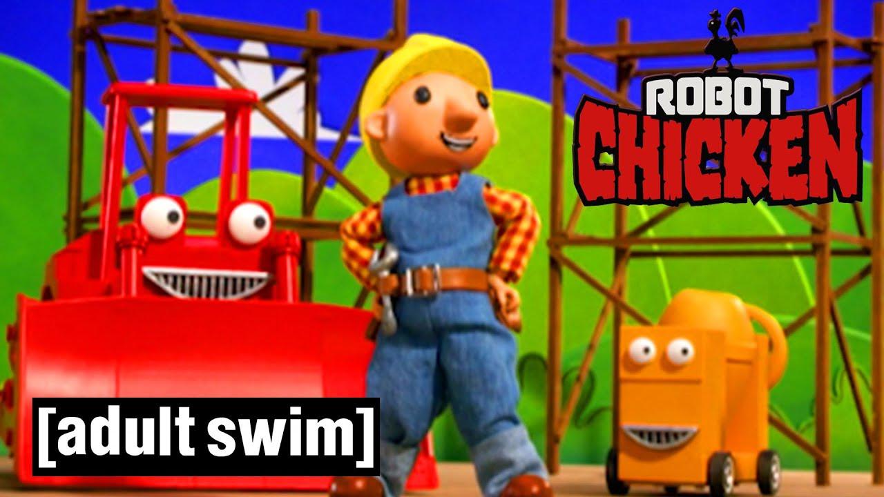 Robot Chicken Deutsch