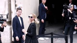Poppy Delevingne - Chanel SS19 fashion show - 02.10.2018