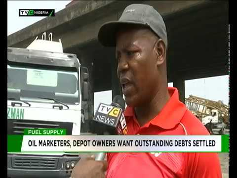 Oil marketers, Depot owners want outstanding debt settled