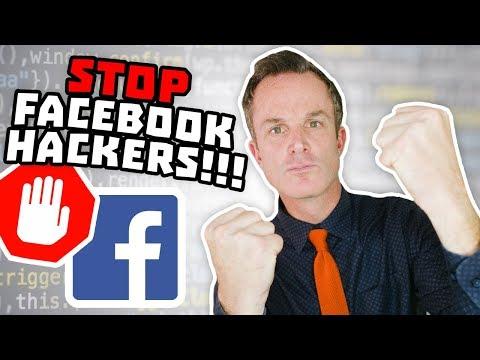 How To Stop Hackers On Facebook!!! - TUTORIAL [2019 UPDATE]