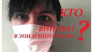 Кто виноват в эпидемии гриппа