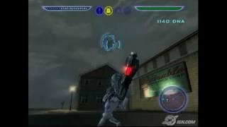 Destroy All Humans! PlayStation 2 Gameplay - Alien 3