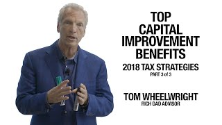 Discover these Advantages for Real Estate Capital Improvements