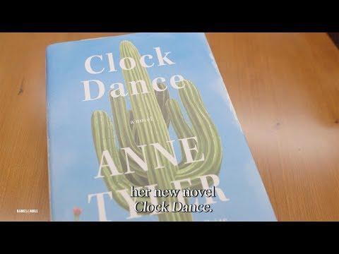 The Barnes & Noble Book Club: Anne Tyler's CLOCK DANCE!