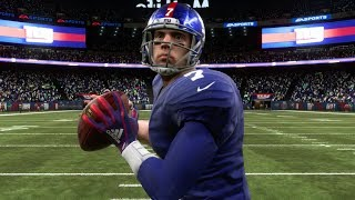 MAKING MY NFL QB DEBUT!  Madden 19 Career Mode