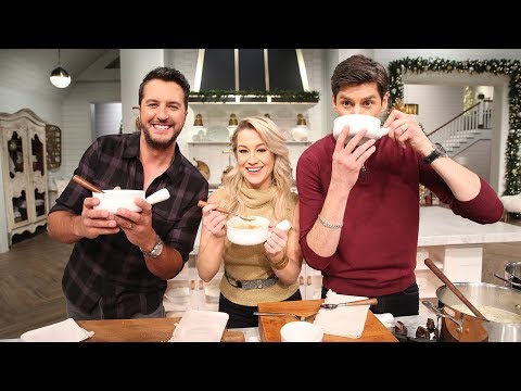 Brooke Taylor - Luke Bryan Shares Family Soup Recipe