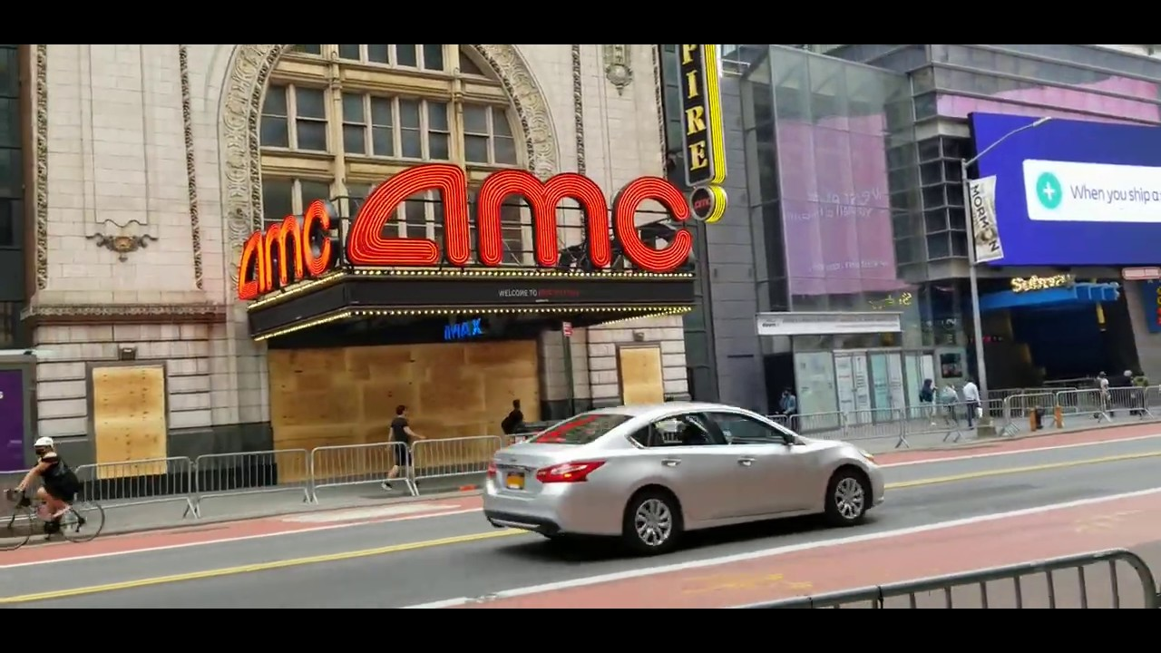 Part 2 of the NEW YORK TIMES SQUARE AFTER EFFECTS JUNE 2ND ...