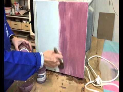 Como pintar electrodomsticos con Mary Paint  YouTube