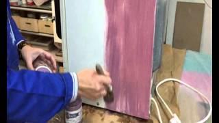 Como pintar electrodomésticos con Mary Paint.
