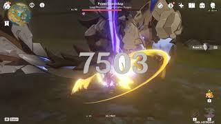 Razor Try Hard Rồng cổ đại - Genshin Impact
