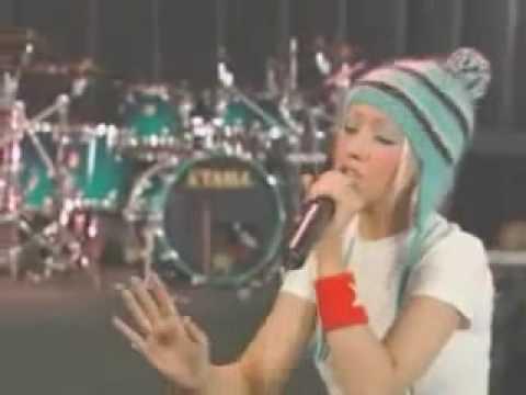 Christina Aguilera Beautiful Acoustic Live