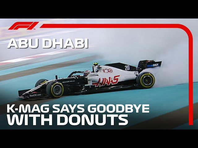 Kevin Magnussen Goes Out In Style! | 2020 Abu Dhabi Grand Prix