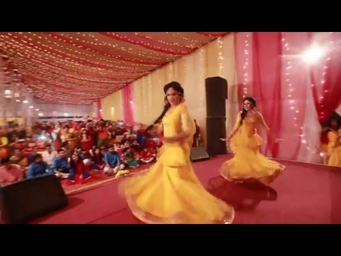Manwa Lage - Dance by Farah and Fariha Kabir