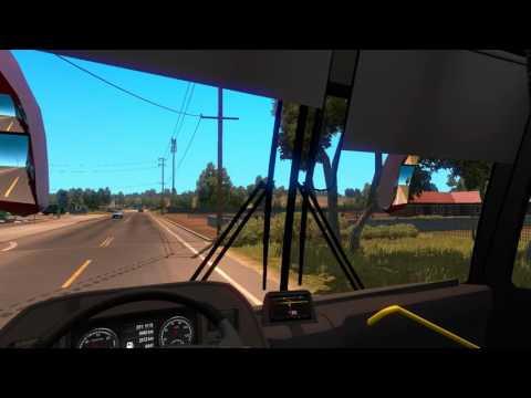 American Truck Simulator - Mascarello roma 370 6x2