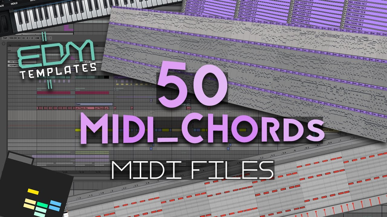 How to convert any midi file into 8 bit [download included] youtube.