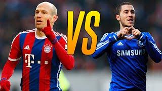 Arjen Robben vs Eden Hazard ● Fast and Furious Battle ● 2015 HD