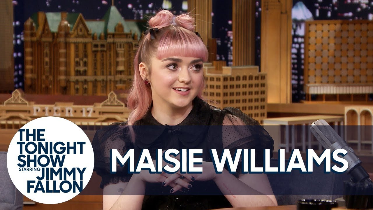 Maisie Williams on Her Social App and Friendship with Sophie Turner