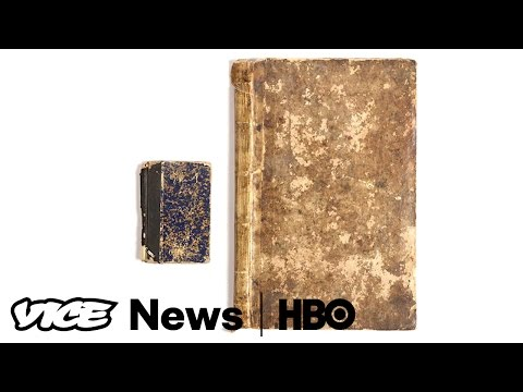 Art Historians Can't Agree If This Sketchbook Belonged To Van Gogh (HBO)