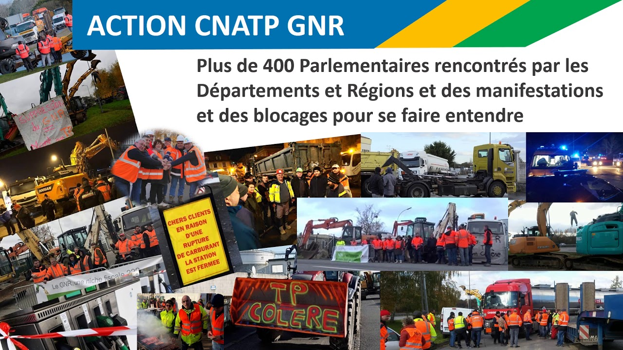 Vidéo victoires CNATP GNR 3ème report V2