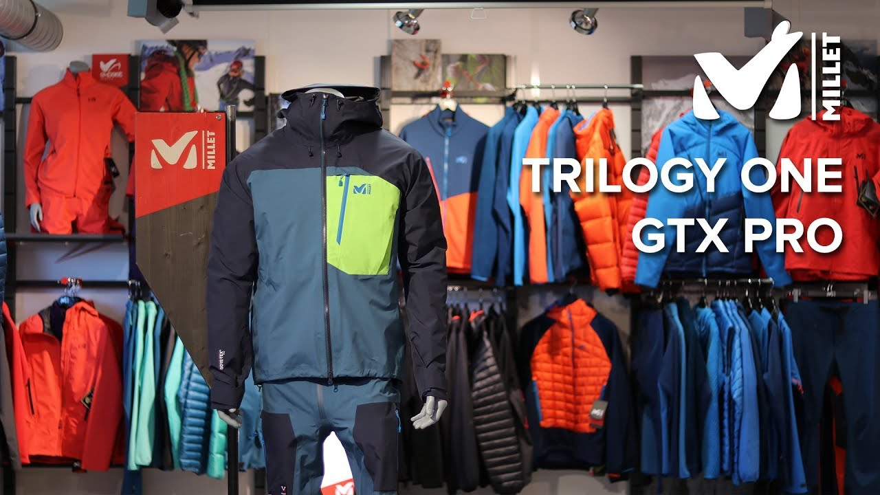 best service c2d46 15adf Millet : Trilogy One GTX Pro Jkt