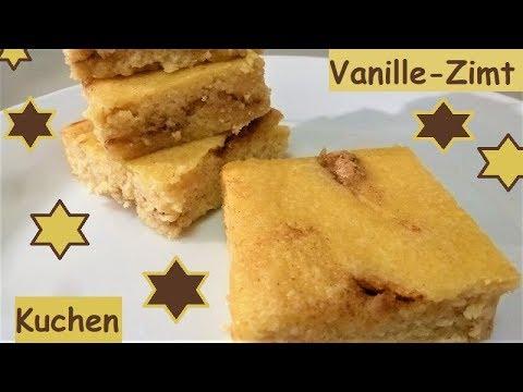 low carb vanille zimt kuchen einfach schnell und lecker. Black Bedroom Furniture Sets. Home Design Ideas