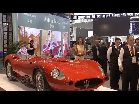 Auto Makers Display Latest Models At Second CIIE