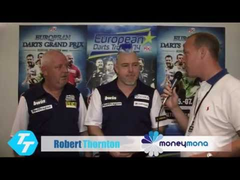 Peter Wight and Robert Thornton take Scotland through to the Qtr Finals
