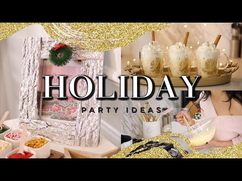 Tips For Your Holiday Party! MissLizHeart