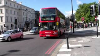 RATP London United SP157 YP59OES at Hyde Park Corner