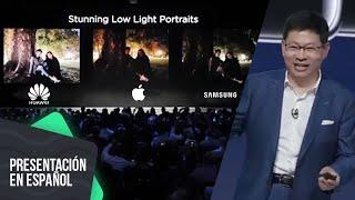 Huawei vuelve a humillar a Apple y Samsung con Mate 20 Pro | Presentación en español