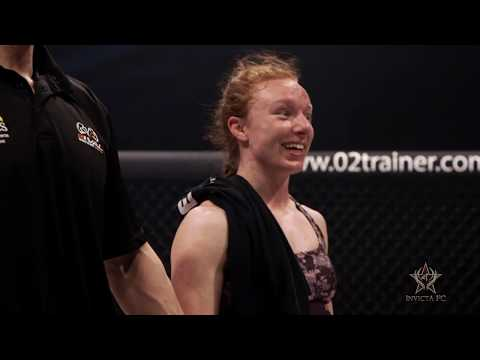 Invicta FC 34: Caitlin Sammons Post-Fight Interview