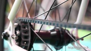 Video La transmission par courroie sur les vélos download MP3, 3GP, MP4, WEBM, AVI, FLV Juni 2018