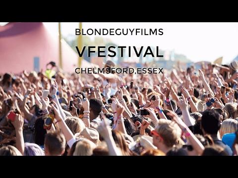 VFestival 2016: Chelmsford, Essex