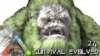ark survival evolved new ascension boss fight epic weapons e24 modded ark pugnacia dinos