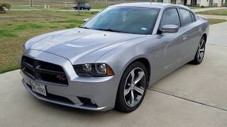 Driving a supercharged 5.7 Hemi