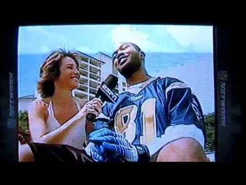 Torry Holt 1st place in 2006 Pro Bowl Skills Challenge