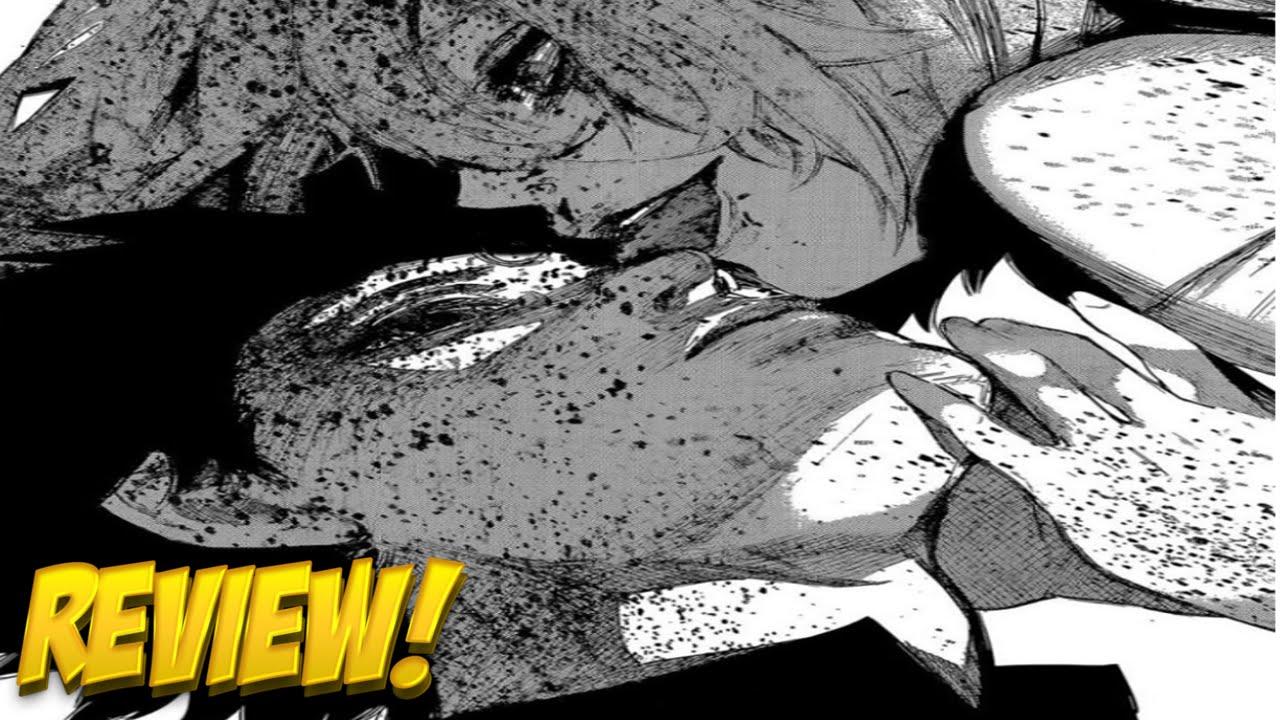 Tokyo Ghoul re 56 Manga Chapter Review -- Kaneki vs Eto Finale ...