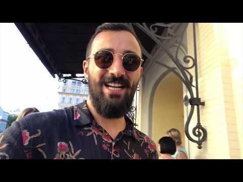 Opera Experience in Kiev   Kyiv Ukraine Vlog