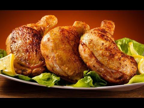 Как замочить курицу для духовки в майонезе