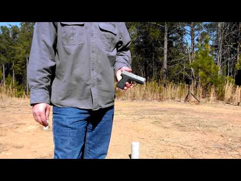 Shooting the Kahr PM9
