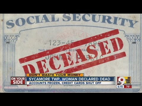 To her surprise, Sycamore Twp. woman declared dead