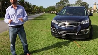 Prueba Chevrolet Traverse 2015 (Español)
