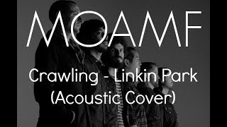 Download Crawling Linkin Park Acoustic Cover Blake Inc MP3