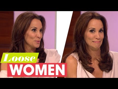 Andrea Once Took Marriage Advice From Kerry Katona in a Dream | Loose Women