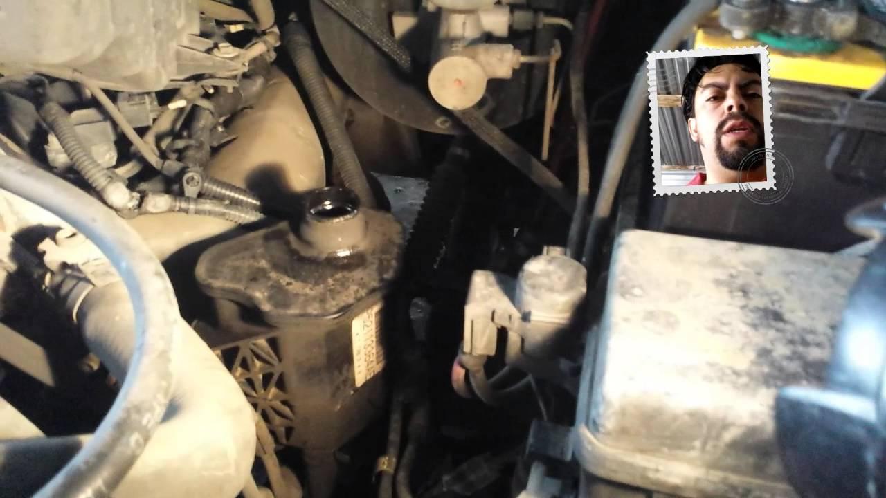 como arreglar un rack pinion o piñon de direccion (barato) - YouTube