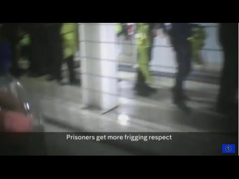 """Workers """"treated like scum"""" in the the JD Sports """"prison"""" workhouse"""