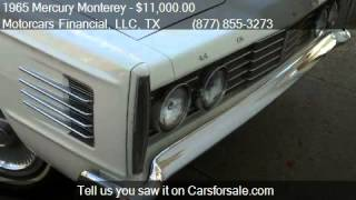 1965 Mercury Monterey  for sale in Headquarters in Plano, TX