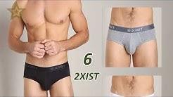 Top 10 Best Underwear Brands For Men 2018.
