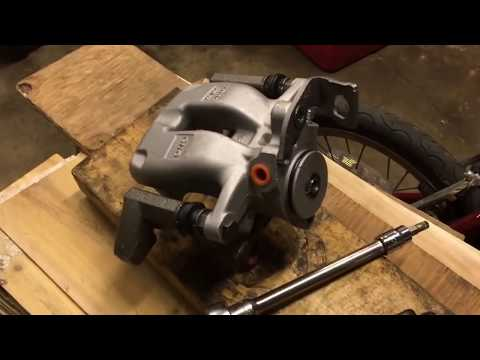 VW Electro Mechanical Parking Brake bypass
