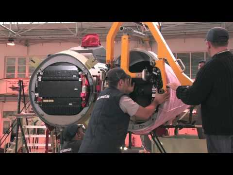 Footage Rafale for India - Manufacturing & in flight